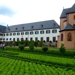 Monastry, Germany