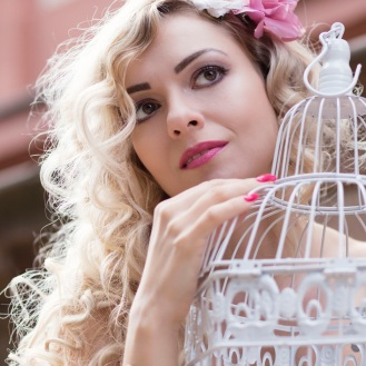 Model: Svetlana Dinkel