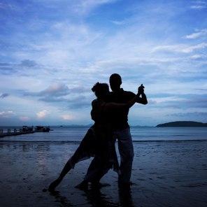 Tango shooting Krabi