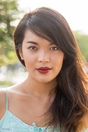 Model: Sheena Songpiriyakij, Make up: Gulisara Takky