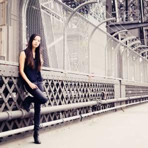 Model: Amber Louise Yee