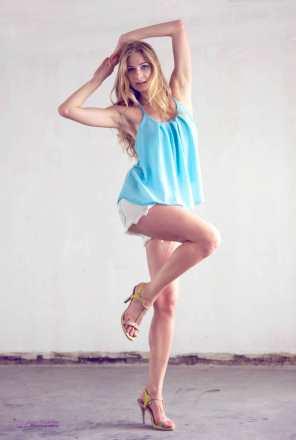 Model: Katya Anokhina