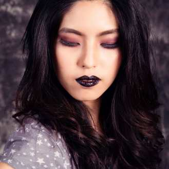 Model: Pam Pimsiri Tongtang, makeup: Janzynn May Pactolin from International Makeup Fashion Academy