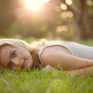 Model and makeup: Linda Klement