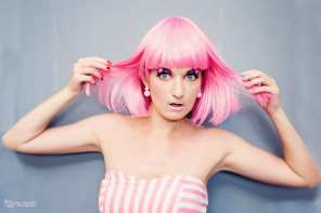 Model: Mylène Bonvoisin, makeup: Janzynn May Pactolin