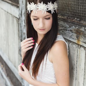 Model: Mylène Bonvoisin