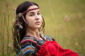 Model: Maria Varacheva, Styling: LSP