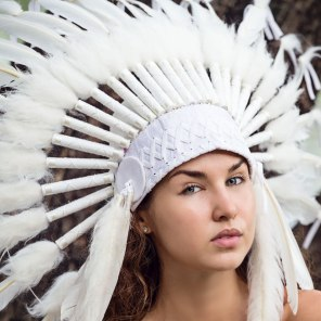 Model: Maria Varacheva
