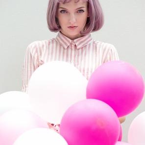 Model: Helen Zhuravel
