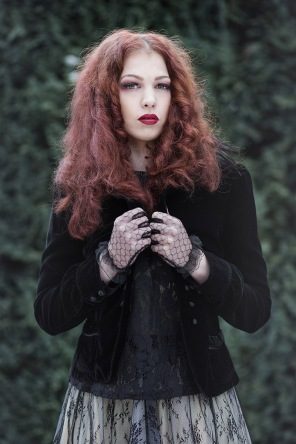 Model: Kaylie, hair and makeup: Hanna Schmittdiel.