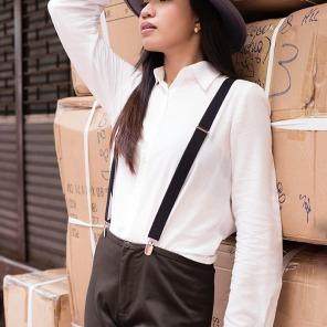 Model: Alexandria Mallillin