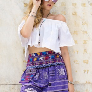 Model: Nicky Lafille