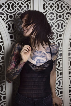 Model: Vanessa Wolfsbane